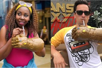 Disneyland's Wearable Infinity Gauntlet Cup Won't Give You Powers, but You CAN Fill It With Booze