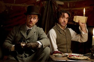 Robert Downey Jr. to Return as England's Greatest Detective in Sherlock Holmes 3