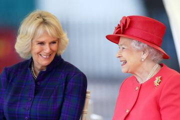 How Well Do The Queen and Camilla Actually Get Along?
