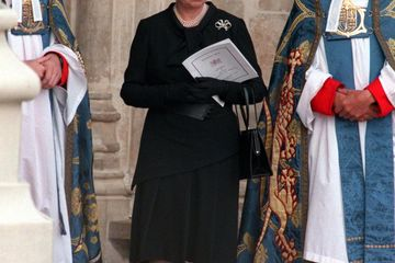 Queen Elizabeth II Did Something at Diana's Funeral That the Public Did Not See Coming