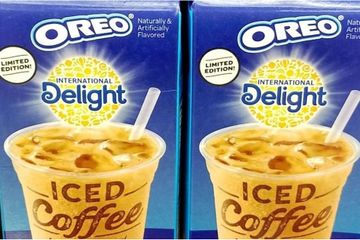 Oreo Iced Coffee Now Exists, and I'm Preeetttty Sure This Is What They Serve in Heaven