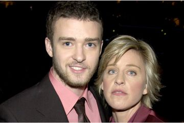 Justin Timberlake and Ellen DeGeneres Have Been the Coolest BFFs For Years
