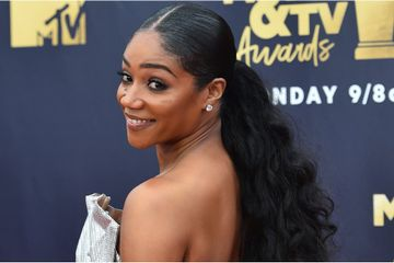 Tiffany Haddish Is the Host With the Most at the MTV Movie and TV Awards