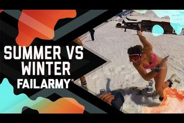Summer vs Winter Fails (June 2018) | FailArmy