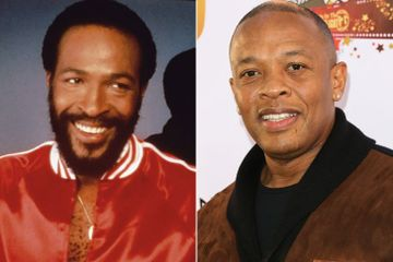 Dr. Dre Is Bringing Motown Legend Marvin Gaye's Life Story to the Big Screen
