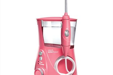 Forget the Floss - 11,000 People Are Loving This Waterpik From Amazon, and It's Pink!