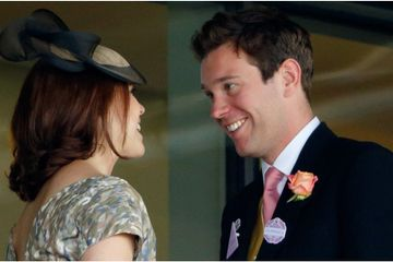 You Only Have to Take One Look at Princess Eugenie and Jack Brooksbank to Feel the Love