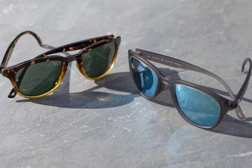 This summer, wear chic shades made from recycled plastic