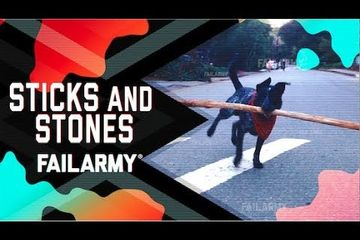 Sticks and Stones (July 2018) | FailArmy