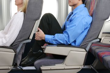 FAA won't do anything about your shrinking legroom on flights