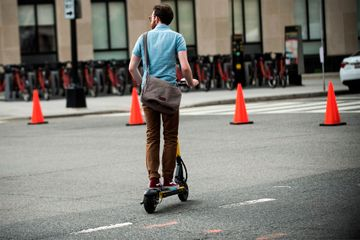US cities are about to get slammed by the electric scooter boom