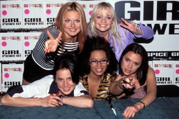 Stop Right Now and Look at These 45 Throwback Pictures of the Spice Girls