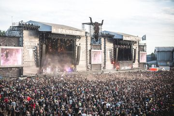 Nursing home escapees found at heavy metal festival: police