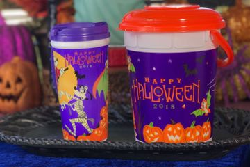 Disneyland Just Revealed Its New Halloween Popcorn Buckets and Mugs, and We're Screaming