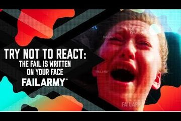 Try Not to React The Fail is Written on Your Face (August 2018) | FailArmy
