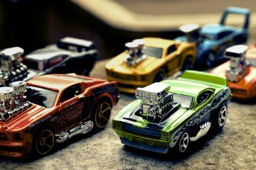 How Hot Wheels became the biggest little toy car in the world