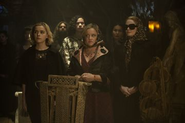 The Chilling Adventures of Sabrina Cast Weighs In on How a Riverdale Crossover Could Work