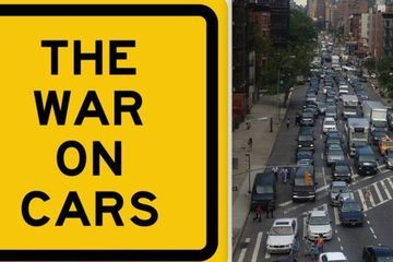 There's a war on cars, and a new podcast is on it