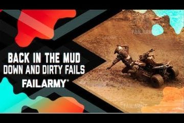 Back in the Mud Down and Dirty Fails (October 2018) | FailArmy