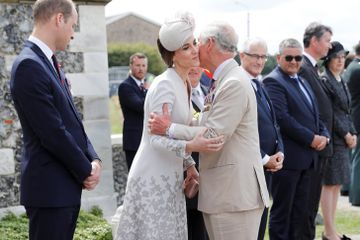 When It Comes to Kate Middleton and Prince Charles's Relationship, It's Complicated