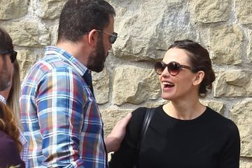 Jennifer Garner Has a Friendly Reunion With Ben Affleck Following New Romance Reports