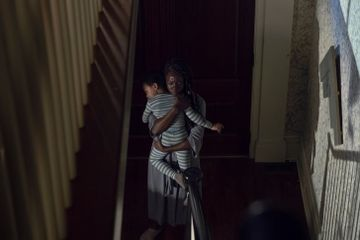 Yes, That Really Happened - The Walking Dead Finally Gave Rick and Michonne a Baby
