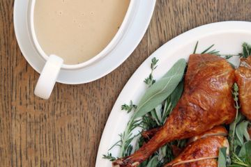 Turkey Gravy So Good You'll Want to Pour It on Everything