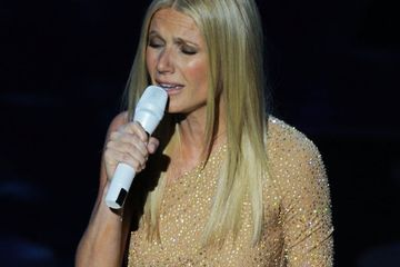 "Why Gwyneth Paltrow's 2011 Oscars Performance Was the ""Most Terrifying Moment"" of Her Life"