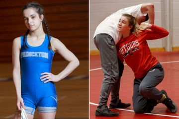 These kickass high school girls are making wrestling history