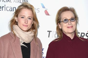 Meryl Streep Is a Grandma! Daughter Mamie Gummer Welcomes Her First Child