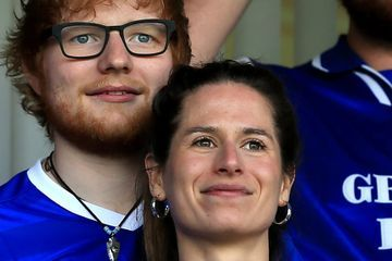 Surprise! Ed Sheeran and Cherry Seaborn Reportedly Got Married Over the Holidays