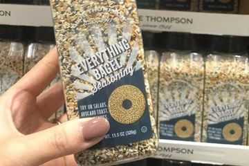 Costco Is Selling Everything Bagel Seasoning in Bulk, and We Plan on Filling Our Living Rooms