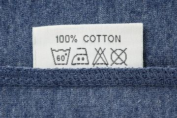 How to read laundry care labels