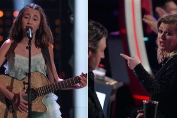 This 14-Year-Old Singer Just Gave One of the Most Unique Voice Auditions of the Season