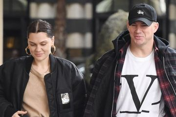 Look at Those Smiles! Jessie J and Channing Tatum Are Clearly Smitten With Each Other