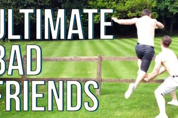 Ultimate Bad Friends Compilation (October 2014) || FailArmy
