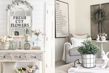 Open the Windows and Make Spring Happen With These 100 Fresh Decor Ideas