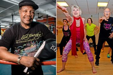 These butt-kicking senior trainers are getting their peers in shape