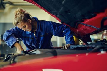 Despite challenges, women are taking control in the auto industry