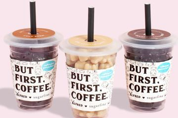 These Adorable Cold Brew Gummy Bears Are the Equivalent of an Espresso Shot, So Sign Me Up