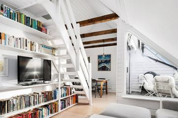 "When You See These Airbnb Libraries, You'll Plan a Trip Faster Than You Can Say ""Book It!"""