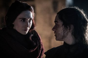 What You Need to Remember About Arya and Melisandre's History on Game of Thrones