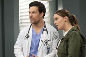 Grey's Anatomy: DeLuca's Grand Gesture of Love For Meredith Could Definitely Land Him in Jail