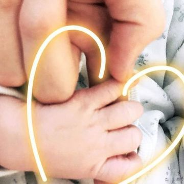 Candice Swanepoel Gives Birth to a Baby Boy - See His Precious First Photos!