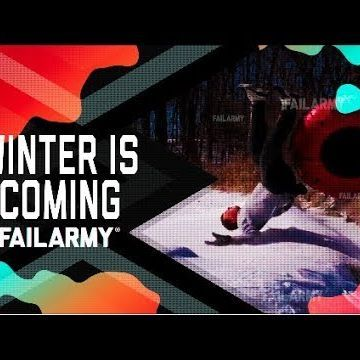 Winter is Coming Snow Fails (October 2018) | FailArmy