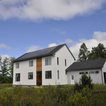 Passive House and permaculture are a perfect mix