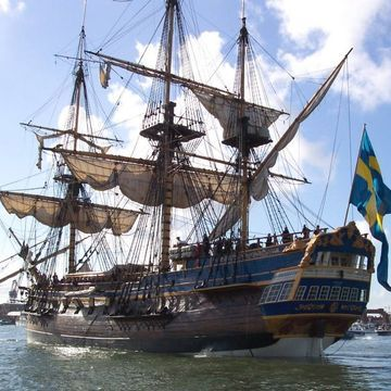 The Swedish Ship Götheborg