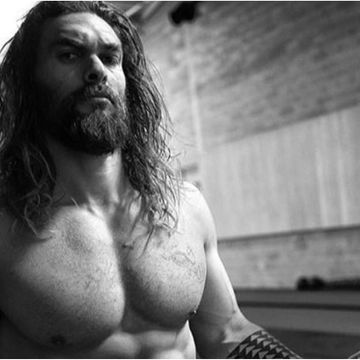 Can You Make It Through 22 Shirtless Jason Momoa Photos Without Passing Out?