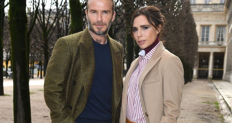 "Victoria Beckham Says She's Trying to ""Be the Best Wife"" to David Amid Divorce Rumors"
