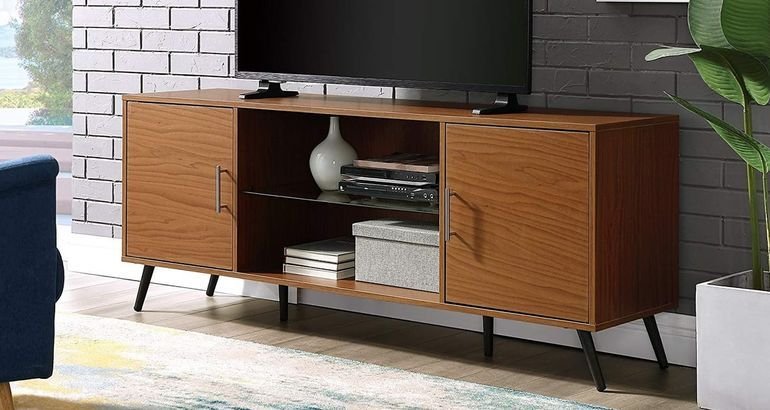 These Are the Internet's Most Affordable TV Stands - They Start at Just $59
